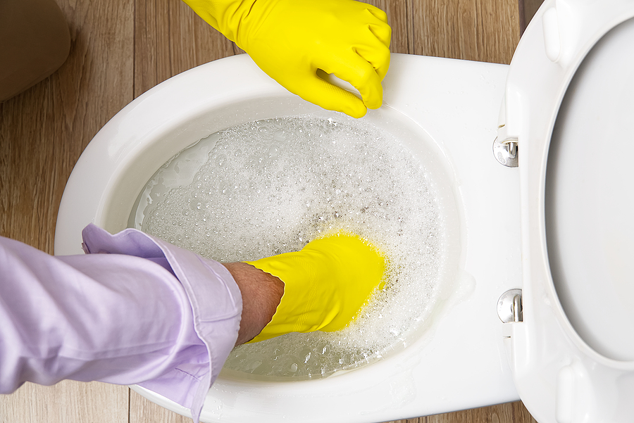5 Reasons Why Your Toilet Keeps Clogging